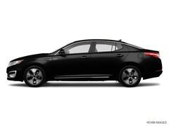 2013 Kia Optima Hybrid LX Sedan