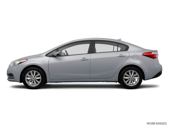 Pre-Owned 2014 Kia Forte LX Sedan for sale in Lima, OH