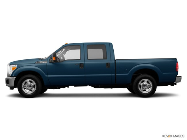 2013 Ford F-250 Crew Cab Pickup