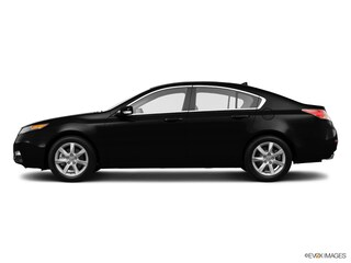 2013 Acura TL 4dr Sdn Man SH-AWD Tech Sedan