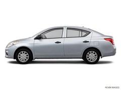 Used 2014 Nissan Versa S Sedan Corona