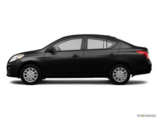 Bargain Used 2014 Nissan Versa 1.6 S Sedan for sale near you in Victorville, CA