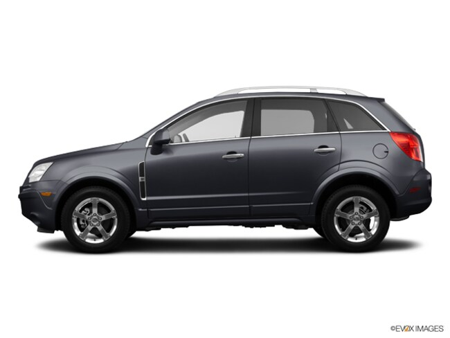 Used 2013 Chevrolet Captiva Sport For Sale At Gateway Clearance