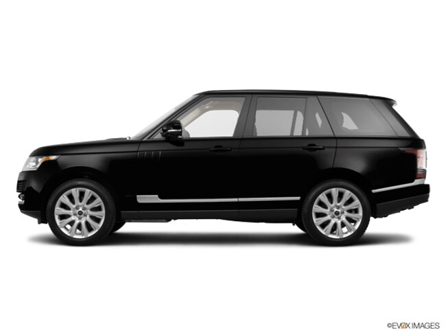 Used 2013 Land Rover Range Rover 4WD  SC SUV in Knoxville, TN