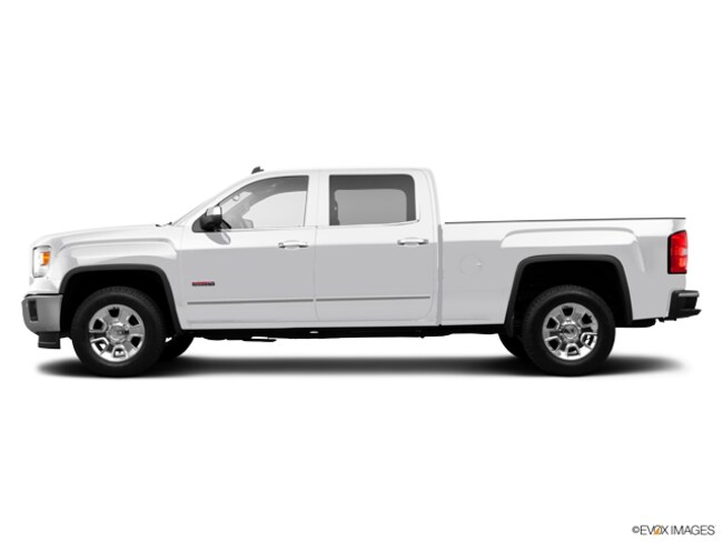 Used 2014 GMC Sierra 1500 SLT Truck Crew Cab for sale in Chico, CA