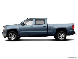 2014 Chevrolet Silverado 1500 2WD Crew CAB 153.0 LT W/