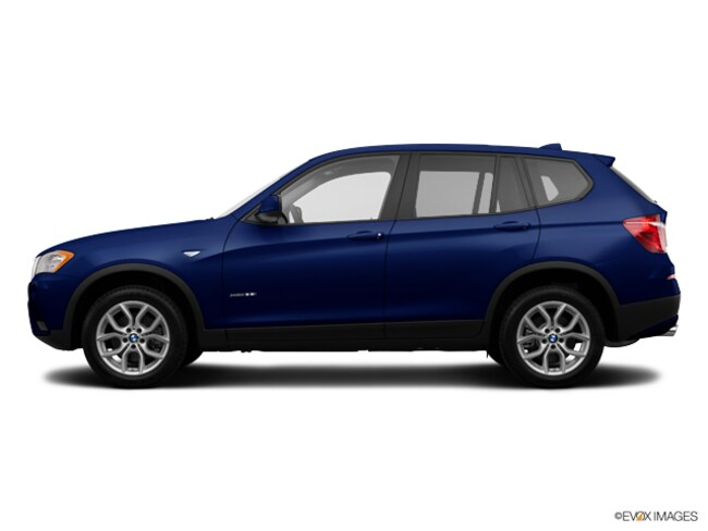2014 BMW X3 Xdrive35i SAV