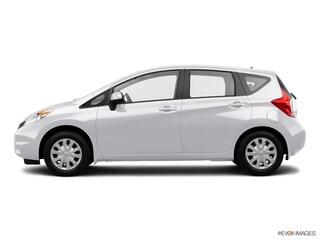 2014 Nissan Versa Note S Plus Hatchback