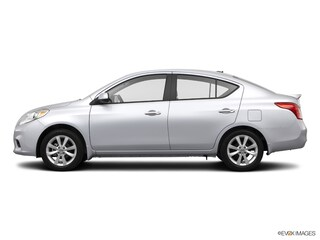 Used 2014 Nissan Versa 1.6 SV 4dr Car in Rosenberg, TX