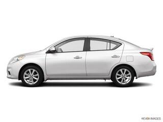 2014 Nissan Versa 1.6 SV Sedan