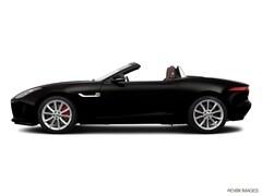 2014 Jaguar F-TYPE V6 S Convertible