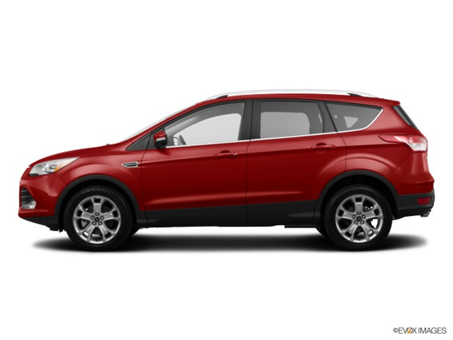 Used 2014 Ford Escape Titanium SUV for sale in Elko, NV