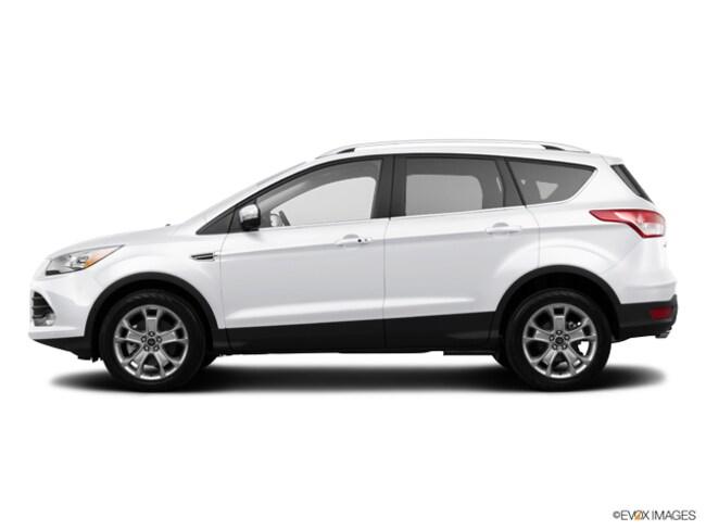 Certified Used 2014 Ford Escape Titanium SUV in Osseo, WI