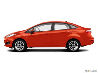 Bargain Used 2014 Ford Fiesta SE Sedan near Baltimore