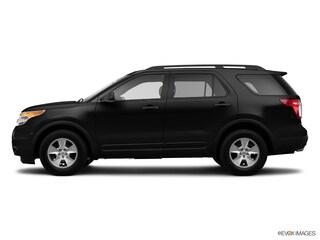 2014 Ford Explorer Limited SUV 1FM5K8F80EGC37366