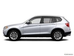 Used 2014 BMW X3 xDrive28i SAV for sale near Greenville, NC