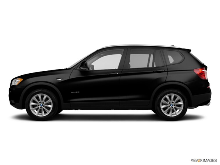 Used 2014 BMW X3 Xdrive28i SUV in Lynchburg, VA