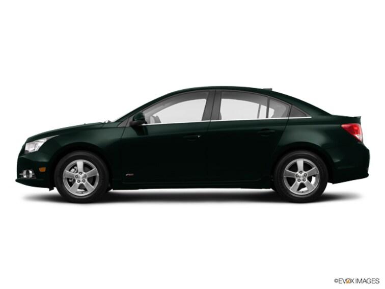 Bargain used 2014 Chevrolet Cruze Sedan in Potsdam