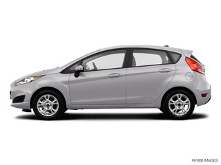 2014 Ford Fiesta 4H