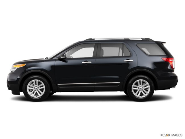 Certified Used 2014 Ford Explorer XLT SUV in Ocala