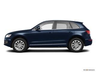 2014 Audi Q5 2.0T Premium (Tiptronic) SUV WA1LFAFP8EA078592 for sale in Rockville Centre, NY at Karp Volvo