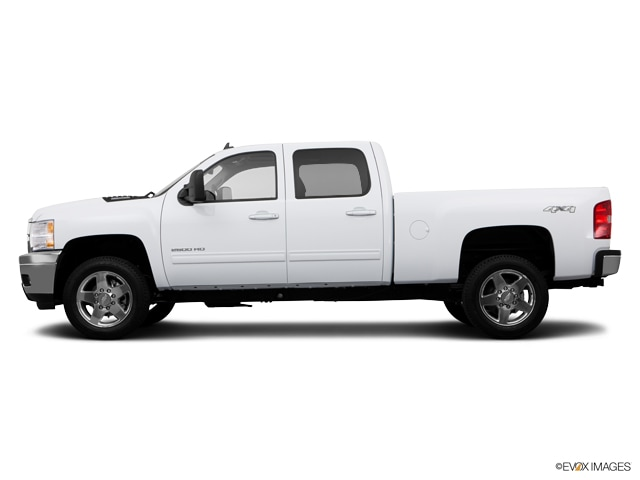 Used 2014 Chevrolet Silverado 2500HD For Sale at The Car