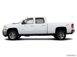 Used 2014 Chevrolet Silverado 2500HD for sale in Johnstown, PA