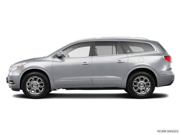 Used 2014 Buick Enclave Leather SUV in Asheboro