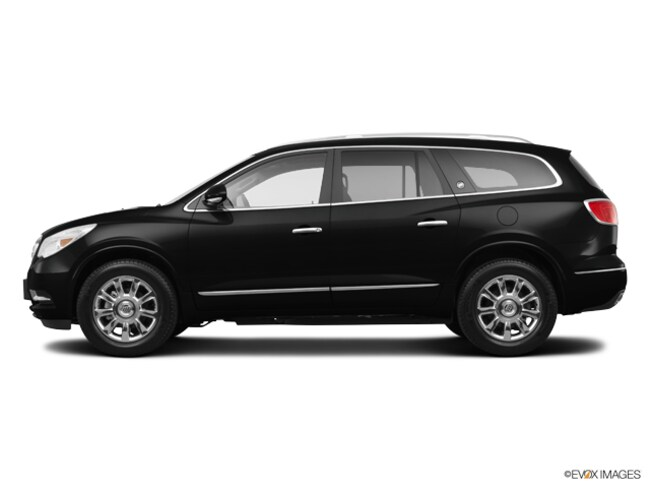 Used 2014 Buick Enclave Leather SUV For Sale Dickinson ND