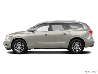 Used 2014 Buick Enclave Leather SUV near Providence