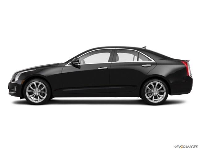 Certified Pre-Owned 2014 Cadillac ATS Standard RWD Sedan for sale in Pleasantville, NJ