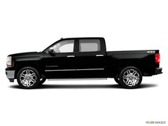 Used 2014 Chevrolet Silverado 1500 LT Truck Crew Cab for sale in Lewisviile, TX