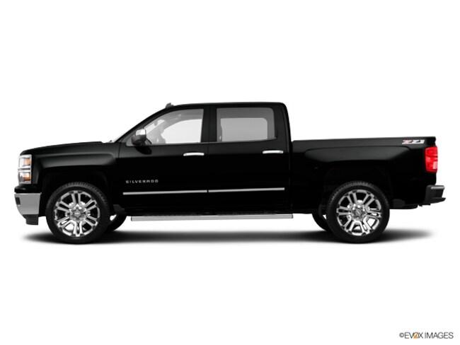 2014 Chevrolet Silverado 1500 LT w/2LT Truck