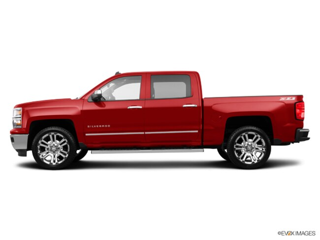 Used 2014 Chevrolet Silverado 1500 1LT Truck for sale in Decatur, IL