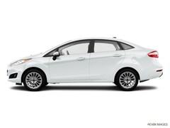 2014 Ford Fiesta Titanium Sedan