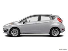 2014 Ford Fiesta Titanium Hatchback 3FADP4FJ5EM222175