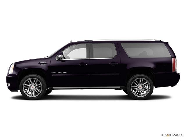 2007-2014 Cadillac Escalade /& ESV Front License Plate Bracket Black Metallic