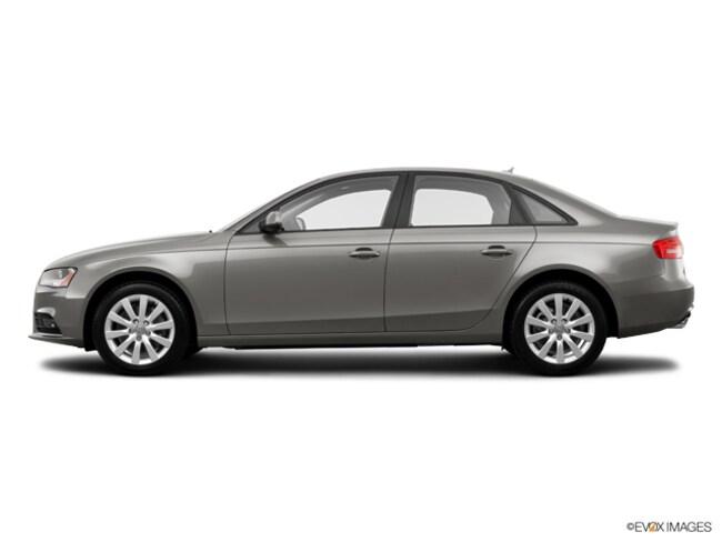 2014 Audi A4 2.0T Premium (Tiptronic) Sedan