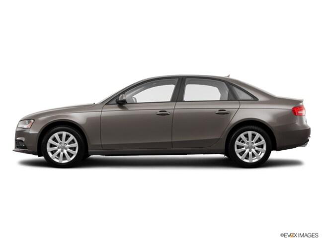 2014 Audi A4 2.0T Premium Plus (Tiptronic) Sedan