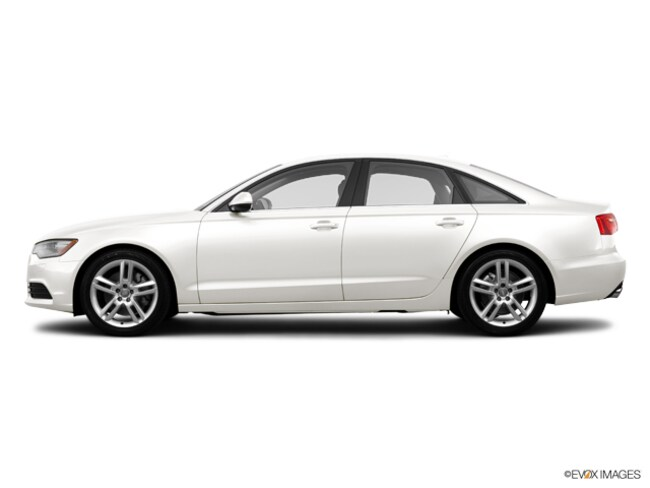 2014 Audi A6 3.0L TDI Premium Plus Sedan