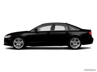 2014 Audi A6 3.0T Quattro Premium Plus Sedan