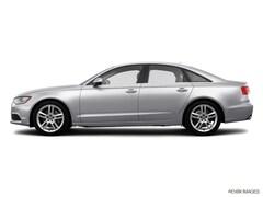 2014 Audi A6 4dr Sdn Quattro 3.0T Prestige Car