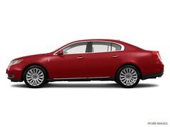 Used 2014 Lincoln MKS 3.7L AWD Sedan
