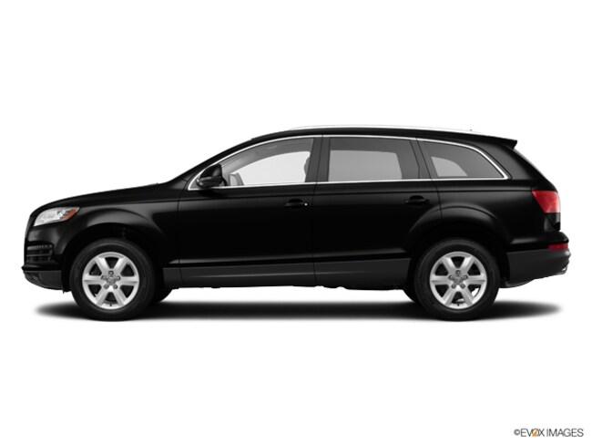 2014 Audi Q7 TDI Premium Plus quattro, BOSE, Navigation, RV Cam SUV in Wichita KS