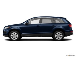 Used 2014 Audi Q7 3.0T Premium Plus (Tiptronic) SUV for sale in Hyannis, MA at Audi Cape Cod
