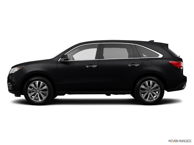 Used 2014 Acura MDX Technology SUV D027606A
