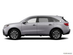 2014 Acura MDX Tech/Entertainment Pkg SUV