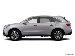 2014 Acura MDX SH-AWD with Technology and Entertainment Packages SUV
