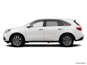2014 Acura MDX MDX SH-AWD with Technology Package
