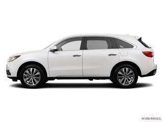 2014 Acura MDX Tech Pkg SUV